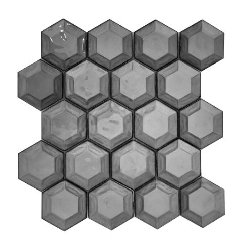GLASS HEXAGON4